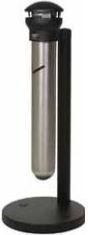 Asbakken 9W31-00 Infinity Roestvrij staal