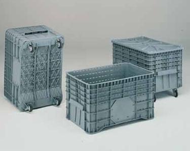 Palletcontainers palletformaat 300 Lit