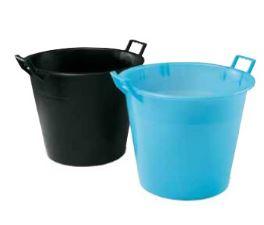 Tonnen en Kuipen met doorboorde bodem plantencontainer 03