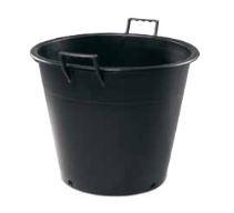 Tonnen en Kuipen met doorboorde bodem plantencontainer 04