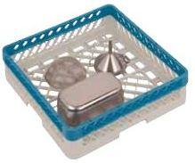 Vaatwaskorf zonder vakken met opzetrand CR0101