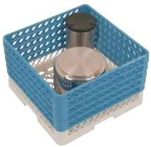 Vaatwaskorf zonder vakken met opzetrand CR0105